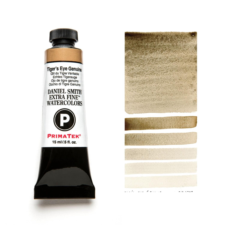 Paint Watercolour Primatek Tiger's Eye Genuine, 15ml Daniel Smith Series 2