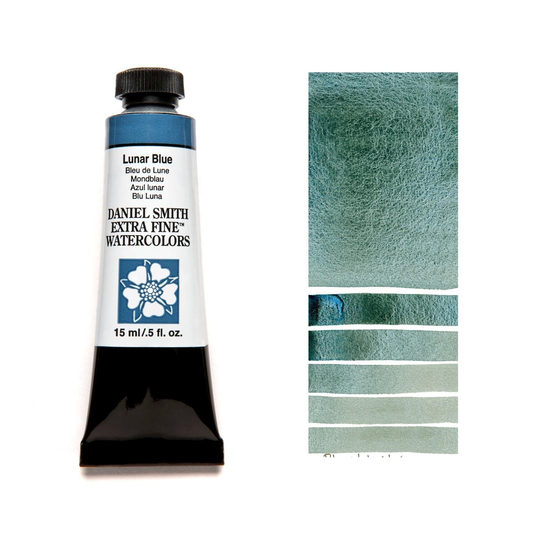 Paint Watercolour Lunar Blue, 15ml Daniel Smith Series 2