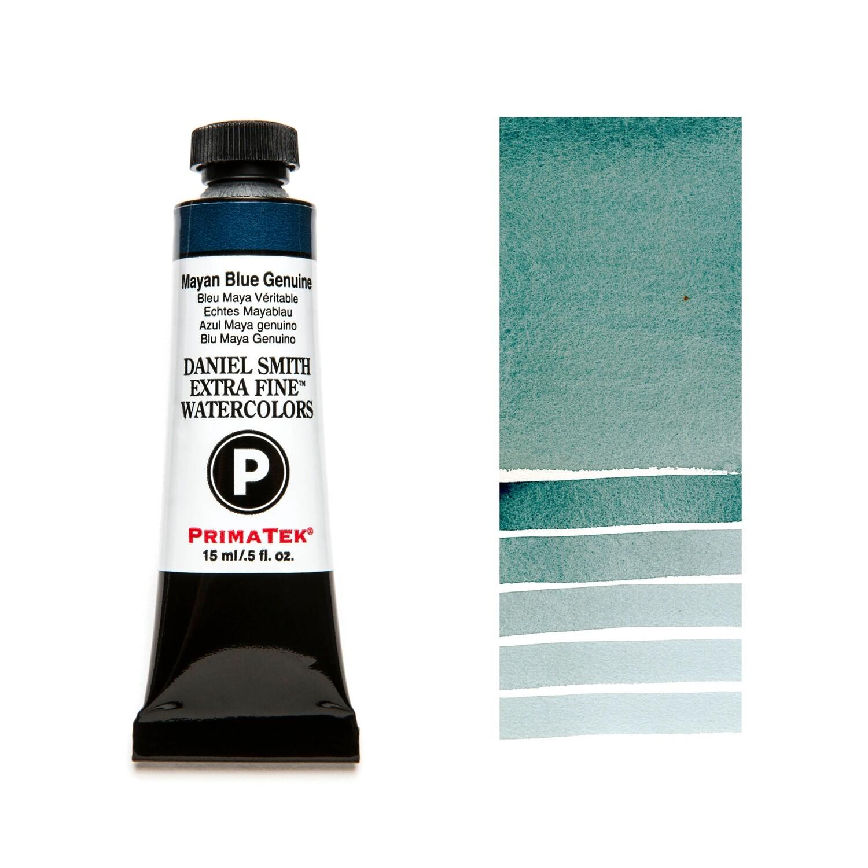 Paint Watercolour Primatek Mayan Blue Genuine, 15ml Daniel Smith Series 3