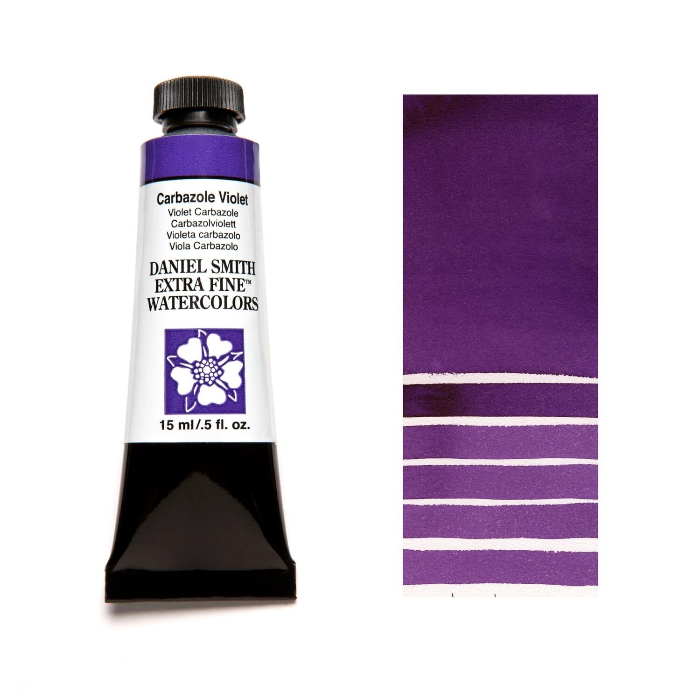Paint Watercolour Carbazole Violet, 15ml Daniel Smith Series 2