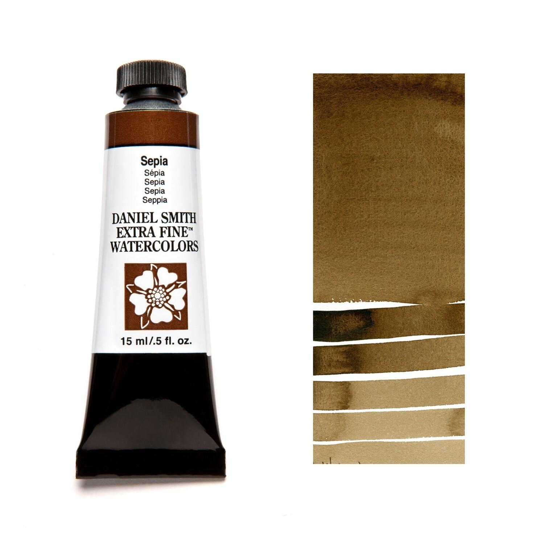 Paint Watercolour Sepia, 15ml Daniel Smith Series 1