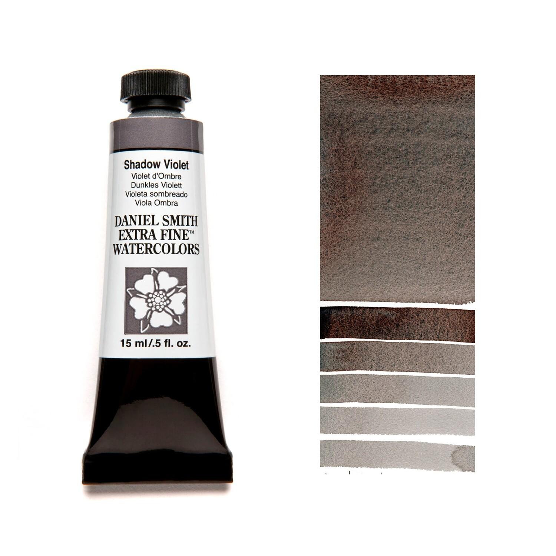 Paint Watercolour Shadow Violet, 15ml Daniel Smith Series 2
