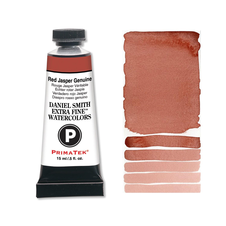 Paint Watercolour Primatek Red Jasper Genuine, 15ml Daniel Smith Series 3