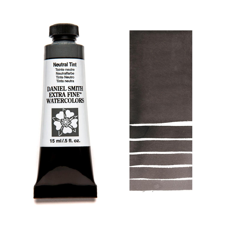 Paint Watercolour Jane's Grey, 15ml Daniel Smith Series 2