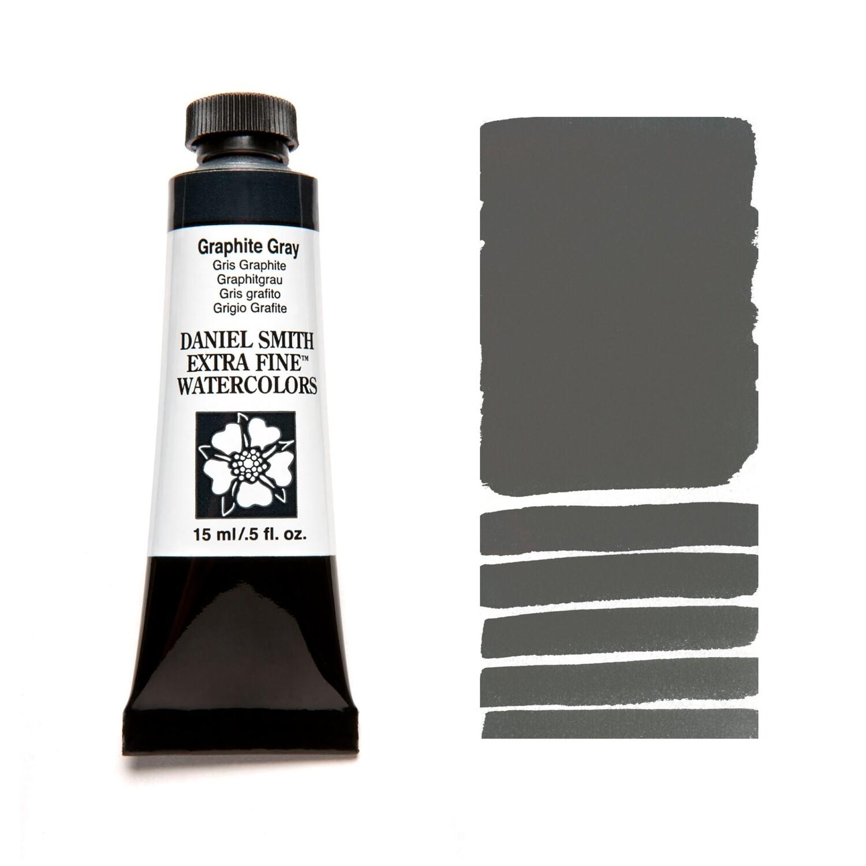 Paint Watercolour Graphite Gray, 15ml Daniel Smith Series 1