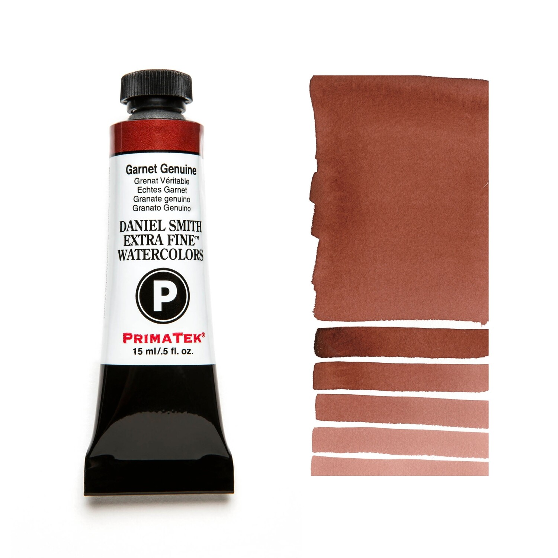 Paint Watercolour Primatek Garnet Genuine, 15ml Daniel Smith Series 4