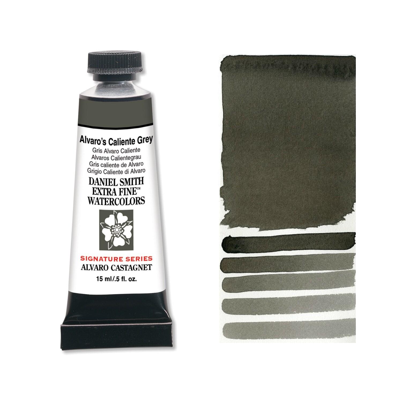 Paint Watercolour Alvaro's Caliente Grey, 15ml Daniel Smith Series 2