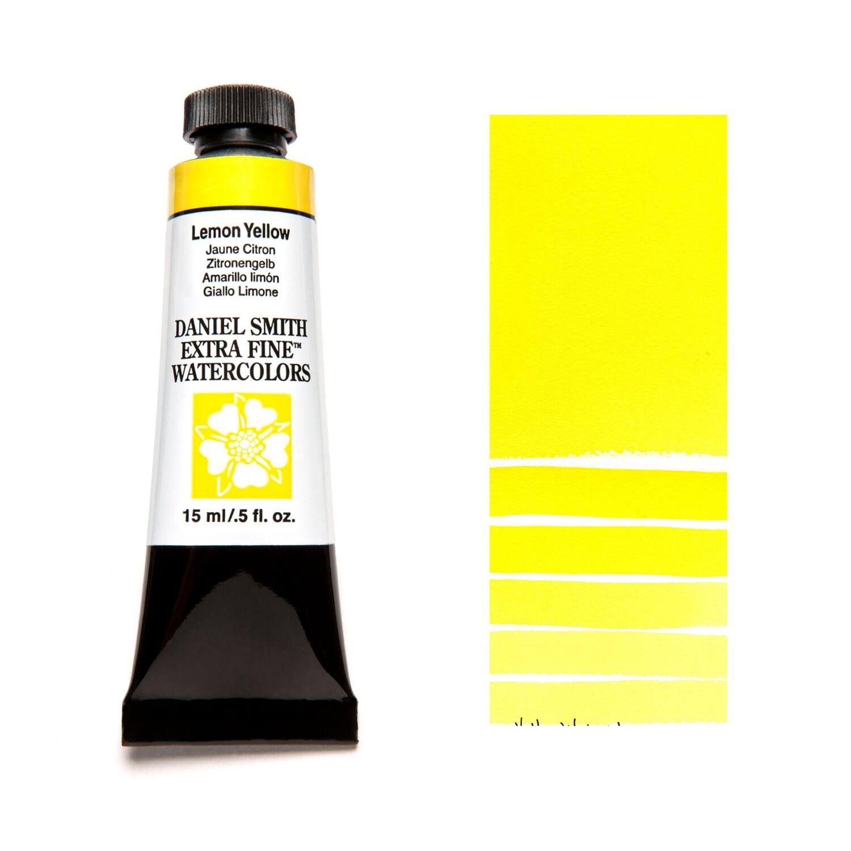 Paint Watercolour Lemon Yellow, 15ml Daniel Smith Series 1