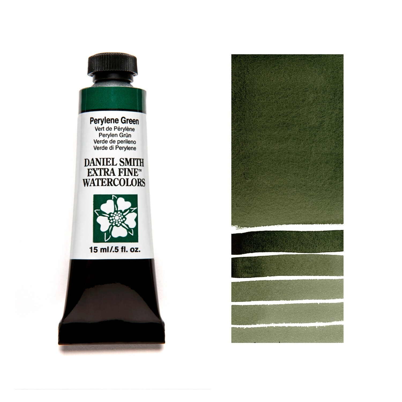Paint Watercolour Perylene Green, 15ml Daniel Smith Series 2