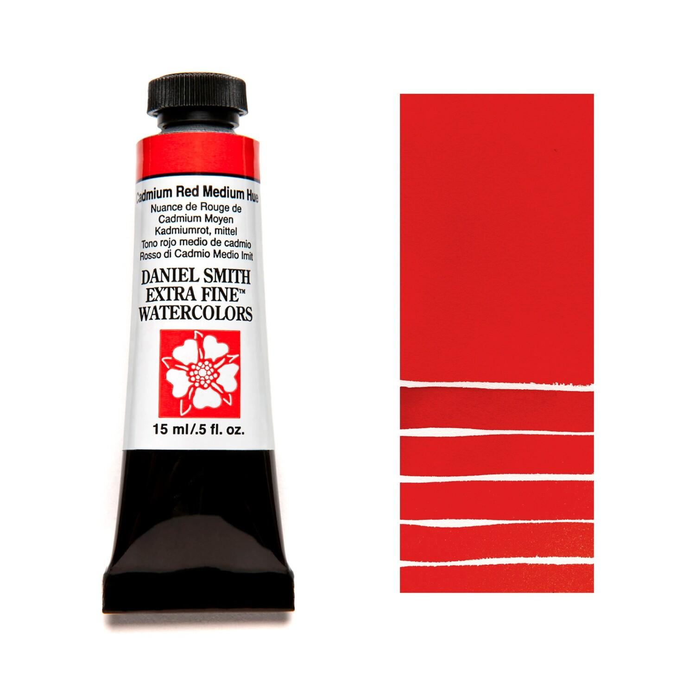 Paint Watercolour Cadmium Red Medium Hue, 15ml Daniel Smith Series 3