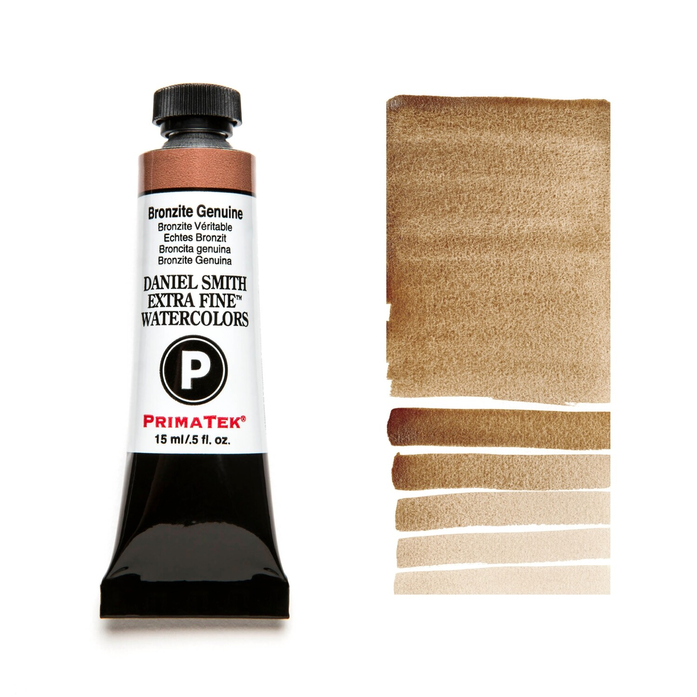 Paint Watercolour Primatek Bronzite Genuine, 15ml Daniel Smith Series 3