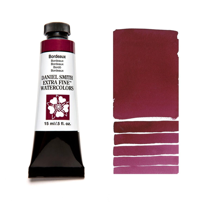 Paint Watercolour Bordeaux, 15ml Daniel Smith Series 2