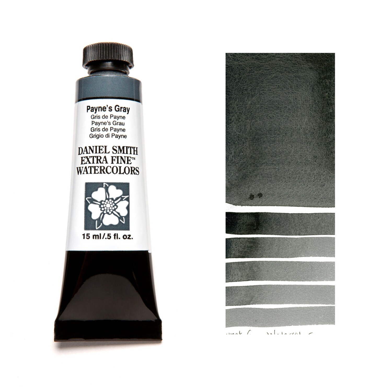 Paint Watercolour Payne's Gray, 15ml Daniel Smith Series 1