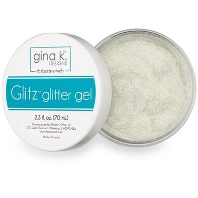 Glitter Gel, Iridescent 2.3 Oz. For Paper