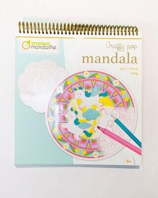Colouring Book Magic Mandalas, 36 Page