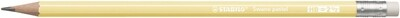 Pencil Hb Swano Pastel Pale Yellow Barrel 12/Bx