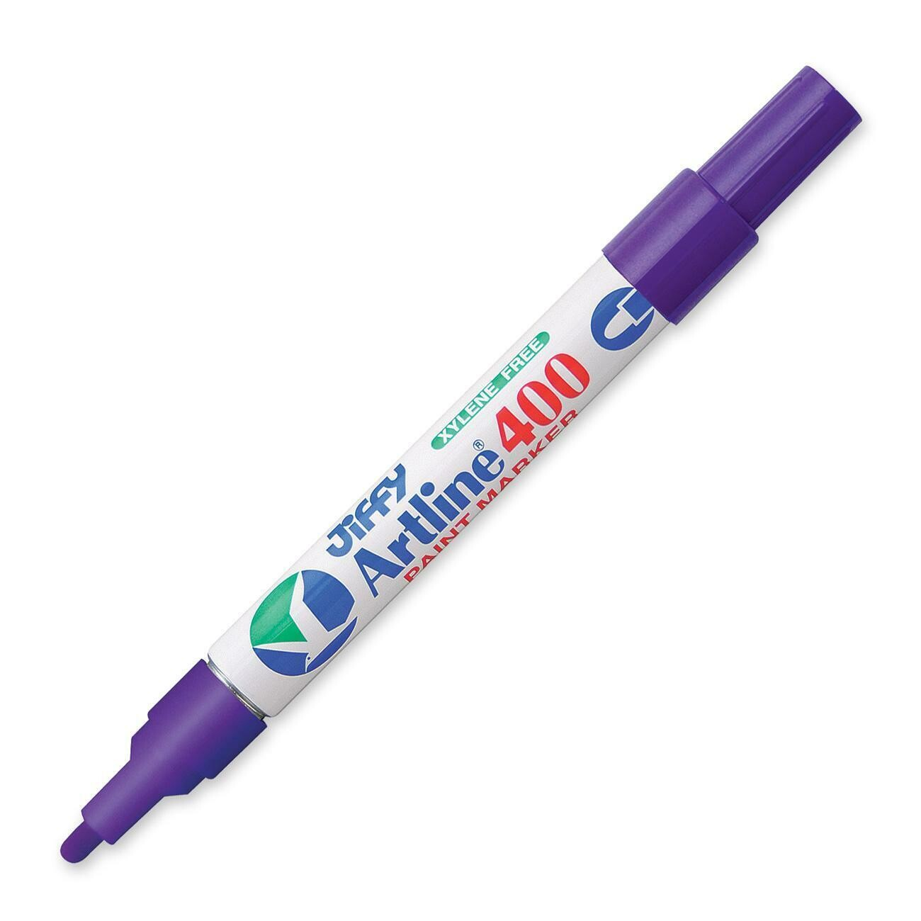 Marker, Jiffy, Paint Purple, 2.3 Mm, Single