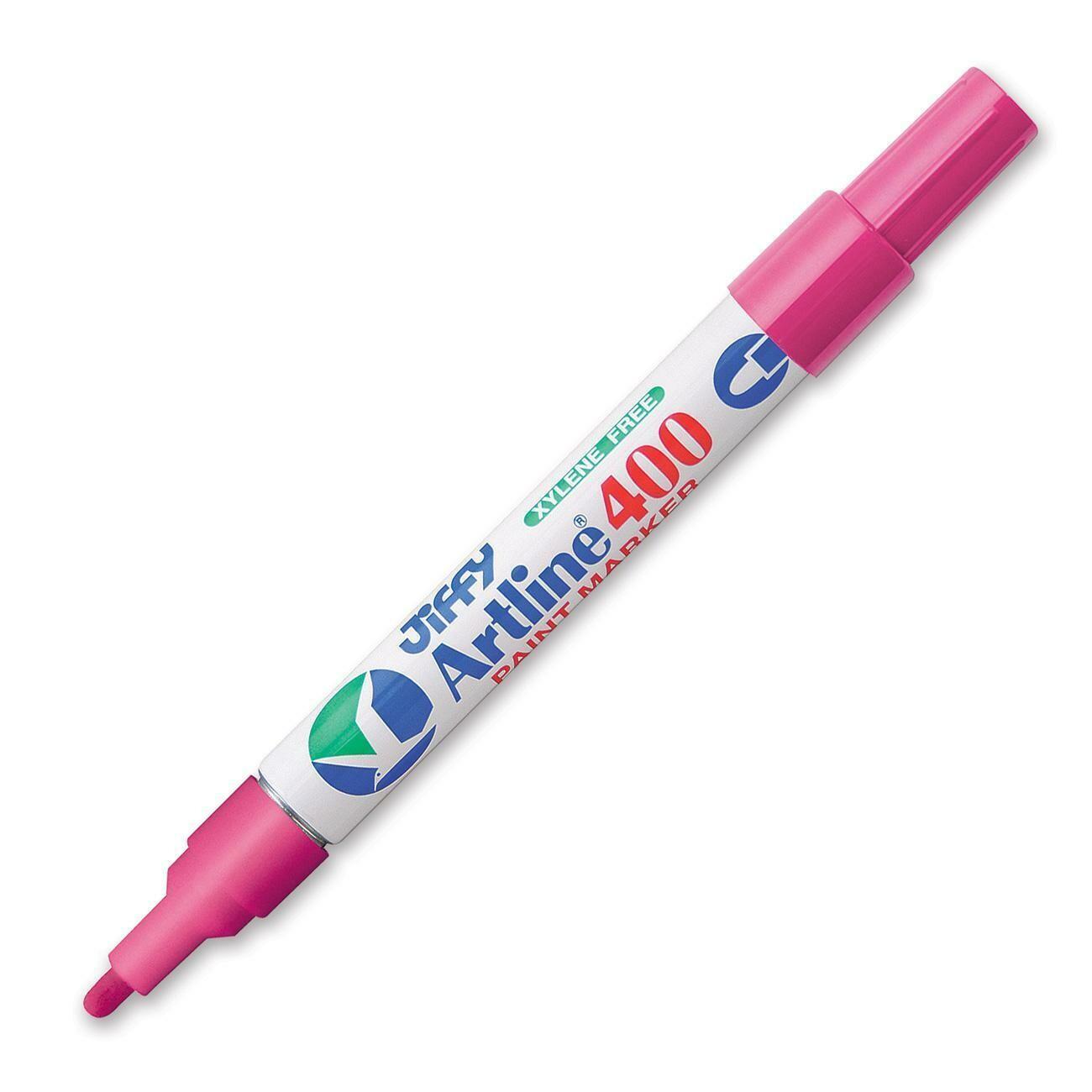 Marker, Jiffy, Paint Pink, 2.3 Mm, Single