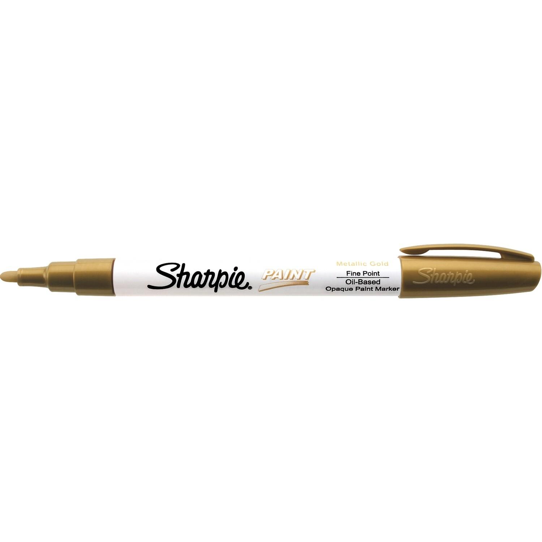 Marker, Sharpie, Paint, Fine Gold, Singles