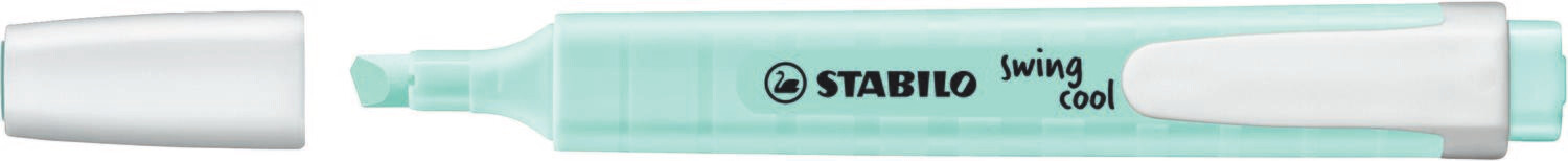 Highlighter, Swing Cool Pastel Turquoise, Single