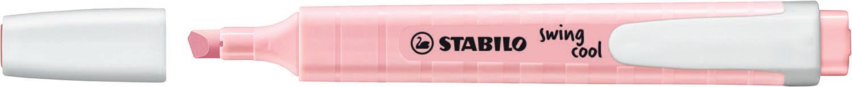 Highlighter, Swing Cool Pastel Pink, Single