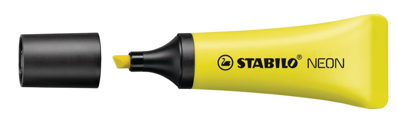 Highlighter, Neon Yellow, Single