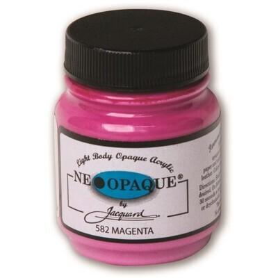 Fabric Paint, Magenta Neopaque, 2.5fl oz
