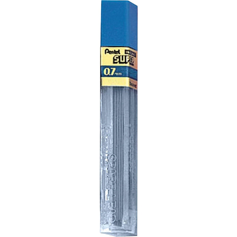 Lead, 0.7mm 2H, Pentel 60mm, 12 Pack