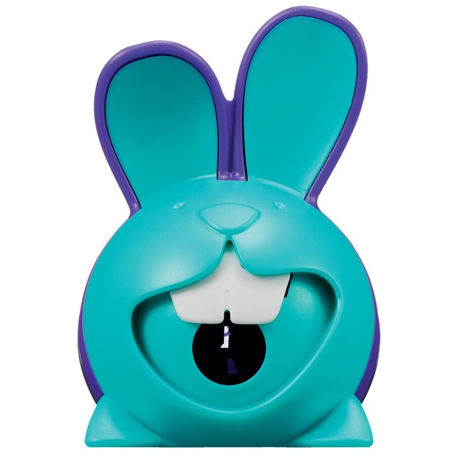 Sharpener, Bunny, Croc Maped Assorted Colours, Single