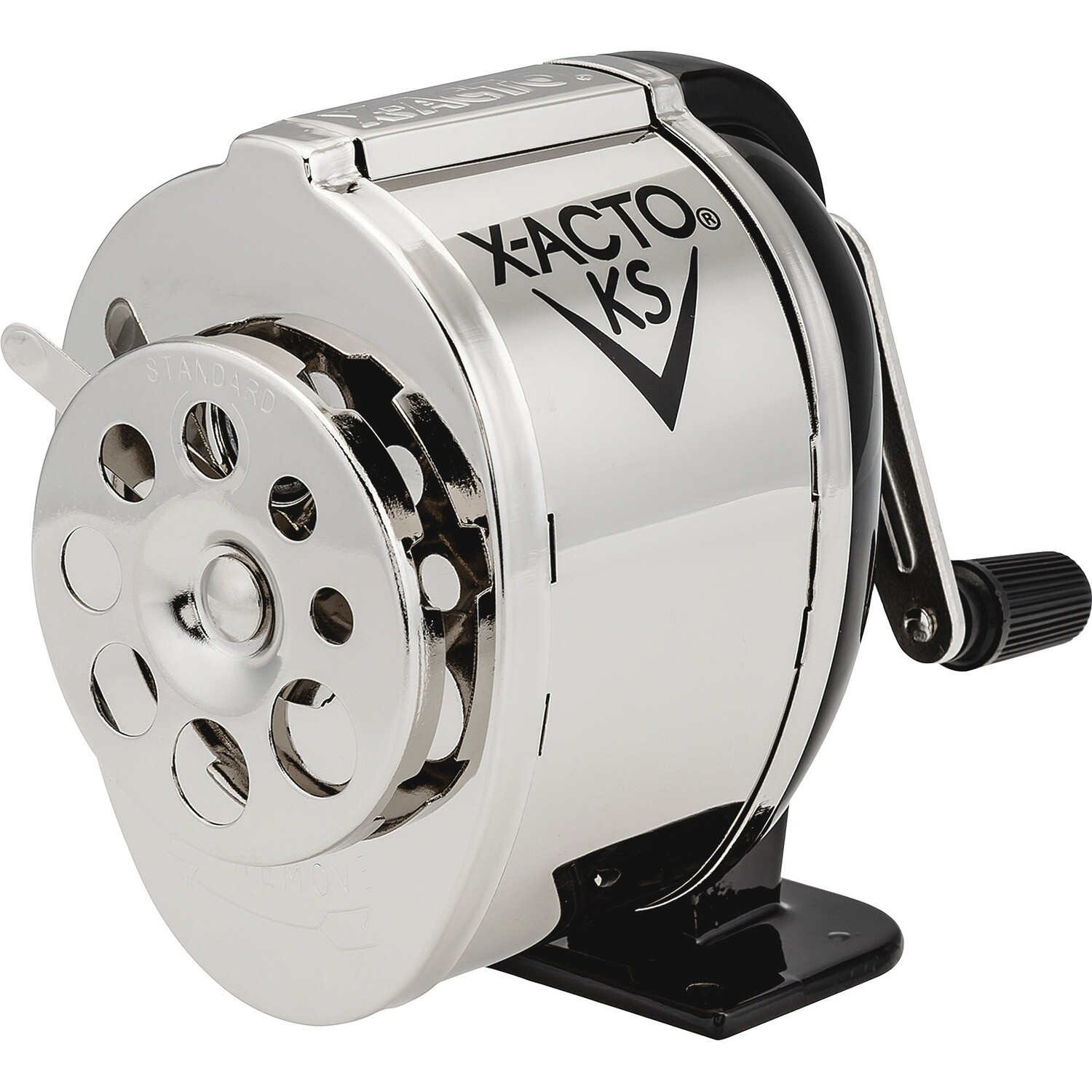 Sharpener, 8 Hole, X-Acto Classic, Mounted