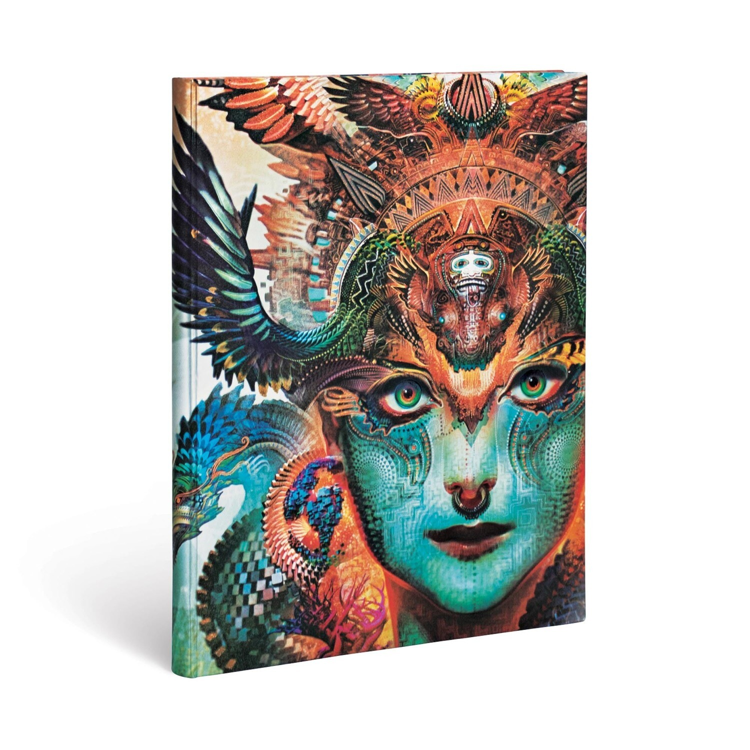 Journal, Unlined, Ultra, Hardcover Dharma Dragon
