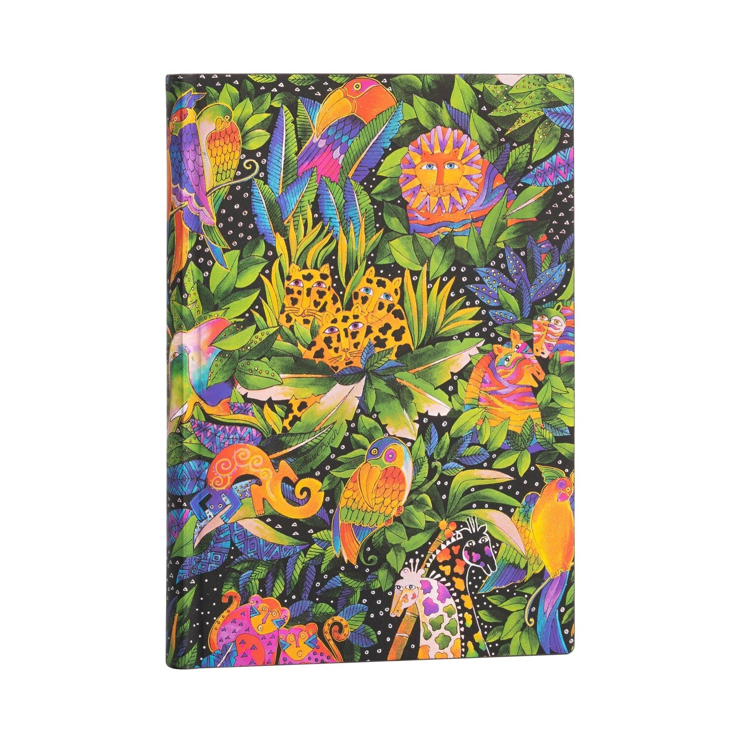 Journal, Lined, Midi Flexis Jungle Song