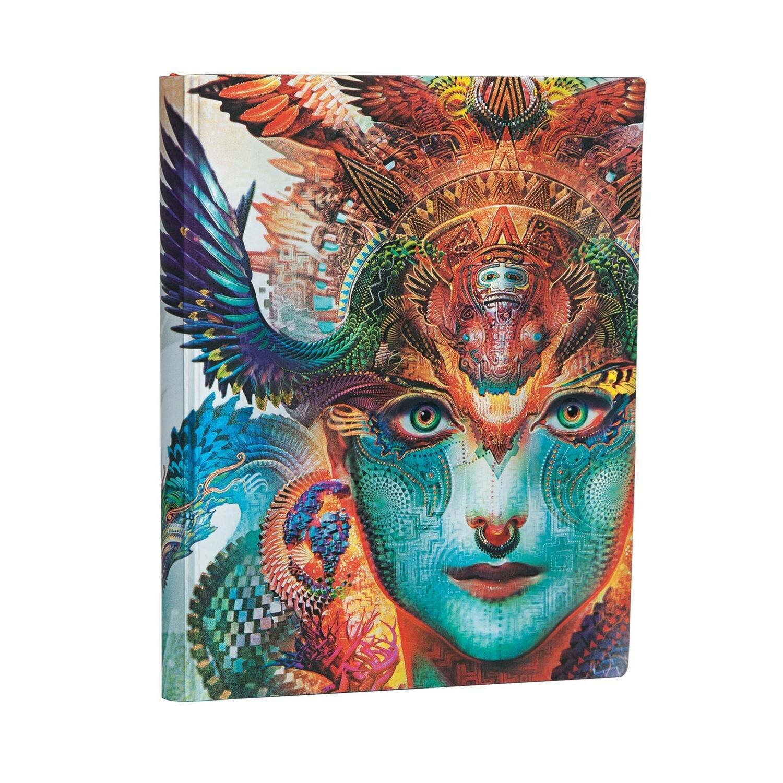 Journal, Lined, Ultra Flexis Dharma Dragon