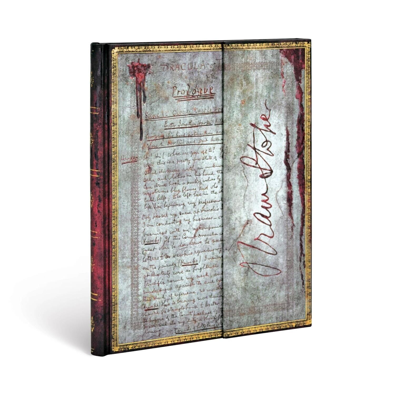 Journal, Unlined, Ultra Hardcover Bram Stoker, Dracula