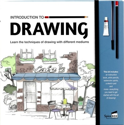 Book Kit: Intro To Drawing
