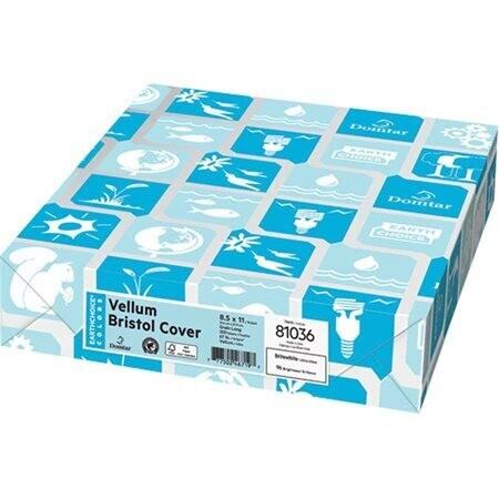 Paper, 67lb, Letter 96 White, 250 Pack, Earthchoice