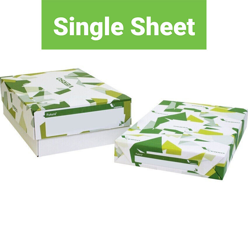 Paper, 32lb, Tabloid 96 Bright Glossy, Single, Futura