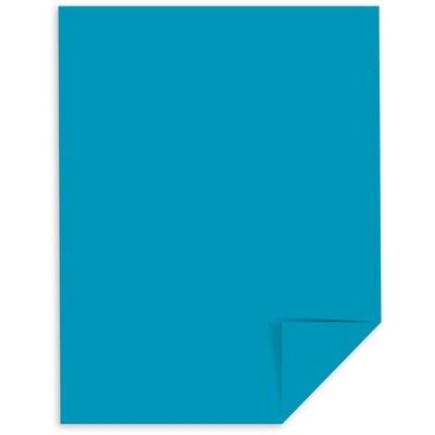 Cardstock, 65lb, Letter Celestrial Blue, Single, Astrobright