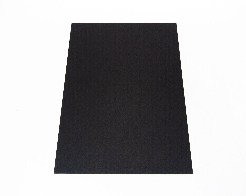 Cardstock, Maya, 54Lb Black, A4, Single