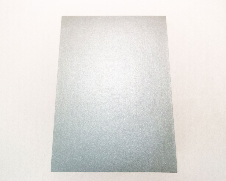 Cardstock, Maya, 54Lb Silver, A4, Single