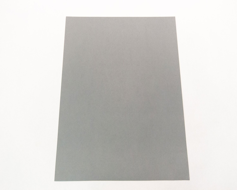 Cardstock, Maya, 54Lb Steel Grey, A4, Single