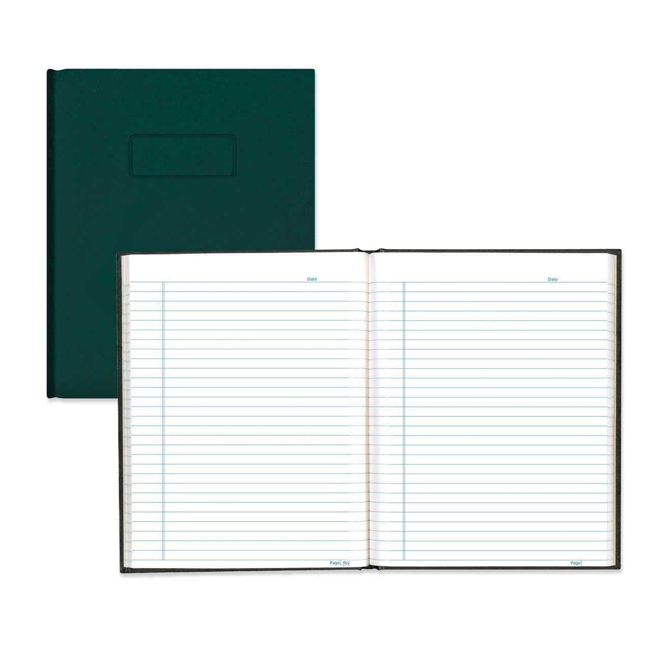 """Composition Book, Lined, Blueline Green, 192 Pages, 9 1/4"""" x 7 1/4"""""""