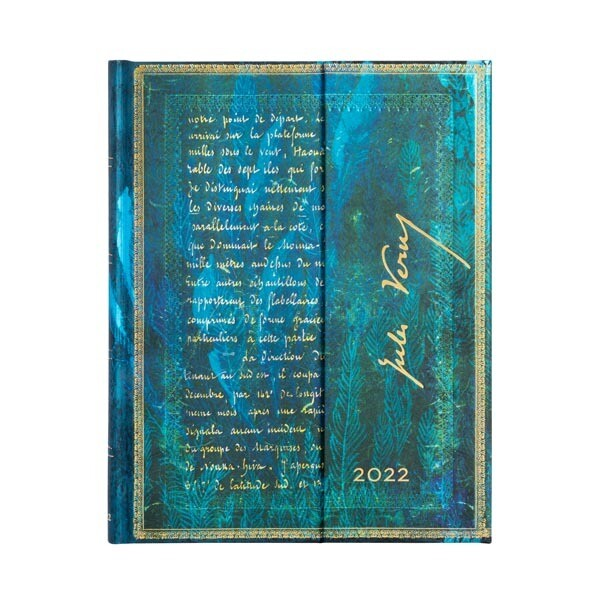 Planner, Weekly Verne, Twenty Thousand Leagues, Ultra
