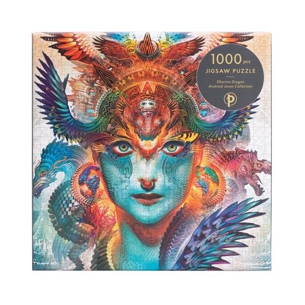 """Puzzle, Dharma Dragon 1000 Pieces, 20"""" x 27.5"""""""