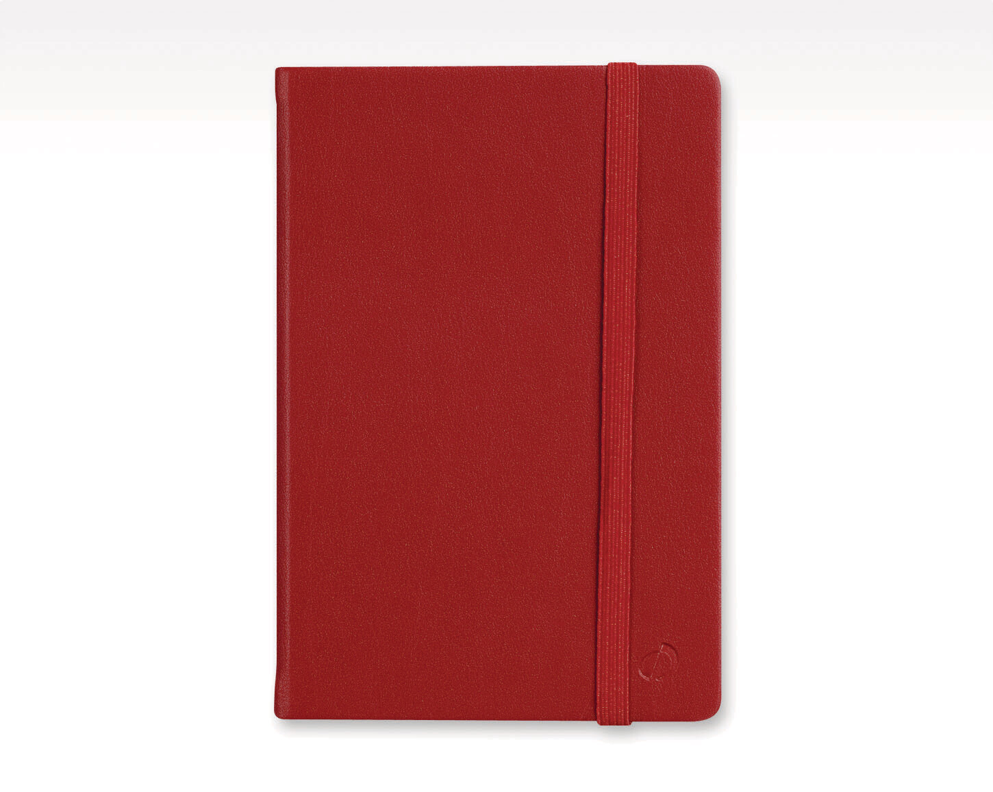 Notebook, Lined, A5 Red, 192 Pages, Habana