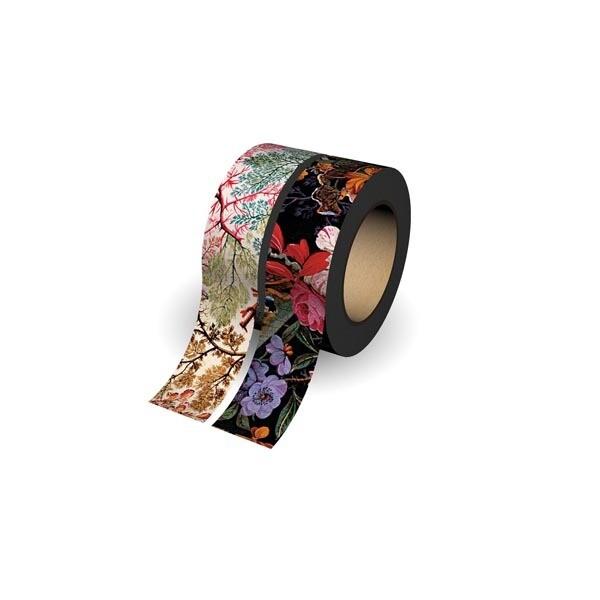 "Washi Tape, Anemone/Florida 2 Pack, 1/2"" x 32.75'"