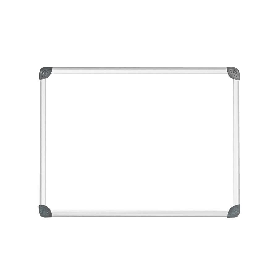 """Whiteboard, Magnetic, 24"""" x 36"""" With Tray & Marker Set, Quartet"""