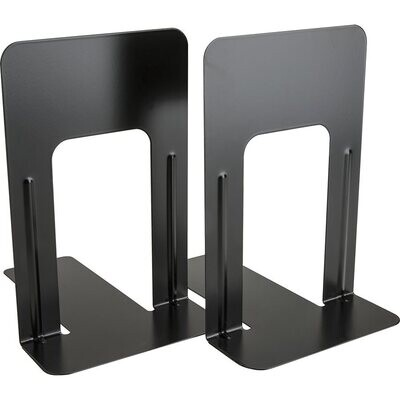 """Bookend 9"""" x 6"""" x 8 1/2"""", Set, Business Source"""
