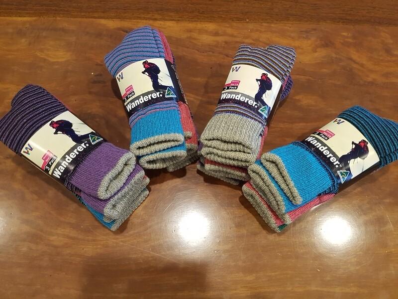 Wool Sock Wanderer