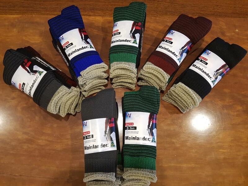 Wool Sock Mainlander